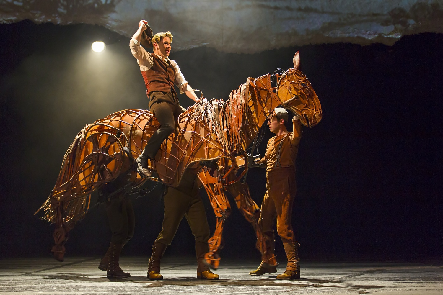 Review: 'War Horse' is ripe with creativity, passion | Bay Area Plays