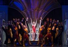 "Reno Sweeney (Rachel York) brings the house down in the SHNSF production of ""Anything Goes,"" through Feb. 3rd at the Golden Gate Theatre (Photo by Joan Marcus)"