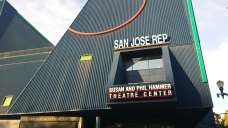 San Jose Rep closes its doors and will file for bankruptcy immediately, announced in a statement the morning of June 11th (Photo by David John Chavez)