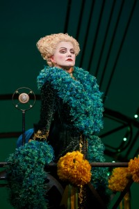 "Alison Fraser, who plays Madame Morrible in the national tour of ""Wicked,"" makes her first ever Bay Area stop when the show plays in San Jose for three weeks. (photo by Joan Marcus)"