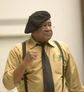 "Bobby Seale will be giving a talk on Monday, Nov. 17th at Berkeley Repertory Theatre, in conjunction with the show ""Party Peoople,"" which looks at the history of the Black Panthers. (Wikipedia photo)"