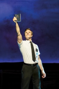 Billy Harrigan Tighe as Elder Price (Photo by Joan Marcus)