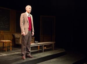 John Fisher directs and stars in