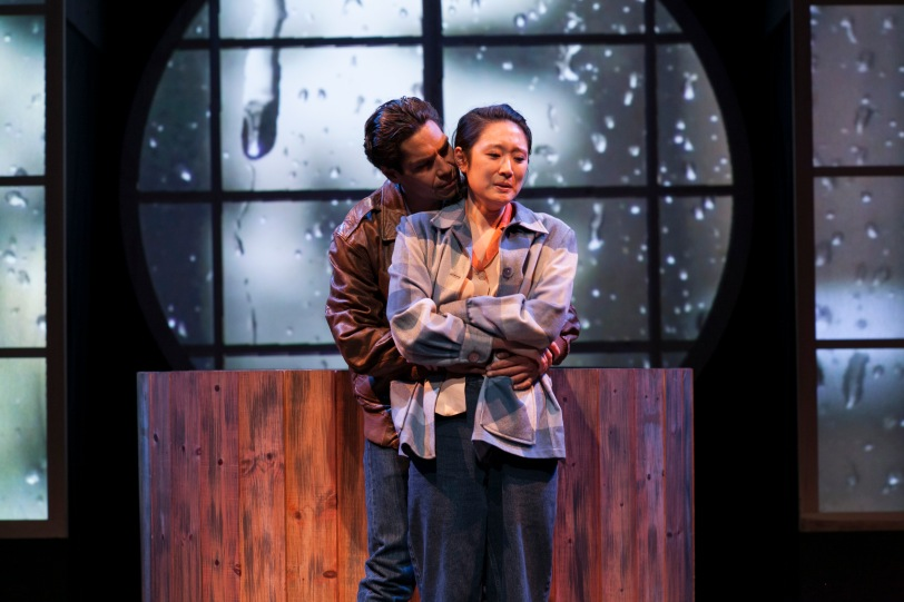 Lakin Valdez- and Melanie Arii Mah star in the World Premiere of VALLEY OF THE HEART by Luis  and