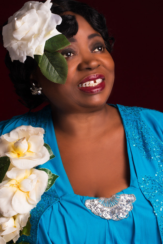 2_Vickilyn Reynolds as Hattie McDaniel. Photo by Alisa Banks