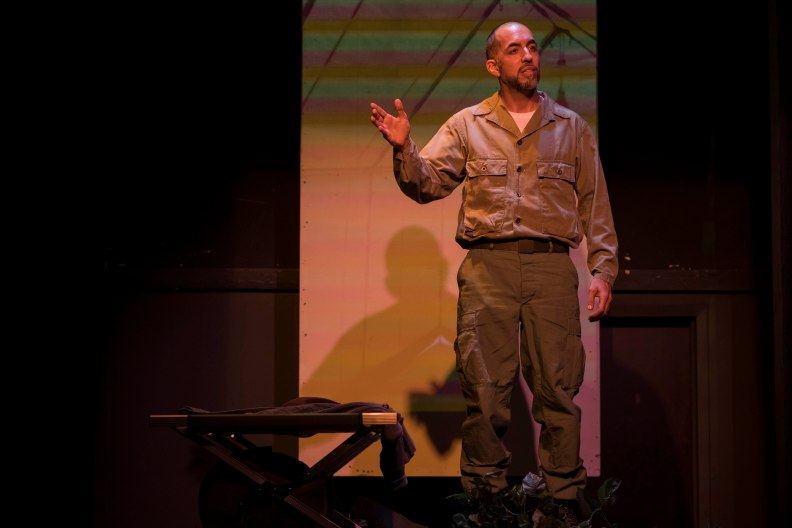 The Pear Theater Presents - ELLIOT: A SOLDIER'S FUGUE